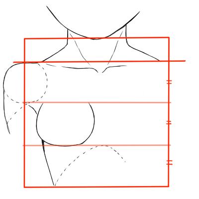 肩腕の描き方 絵師ノート